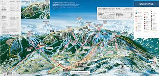 Map Of Mexico Resorts by Snowmass Trail Map Interactive Trail Maps Aspen Snowmass