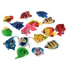 fish fish tank decoration plastic artificial tropical fish