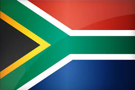 National Flags With Orange Flag South Africa Download The National South African Flag