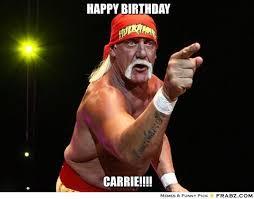 Carrie Meme - happy birthday carrie meme ug99