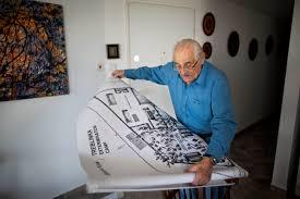 Map Of Concentration Camps Death Of Last Treblinka Concentration Camp Survivor Heralds End Of
