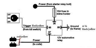 coil wiring and relay mod kawasaki vulcan 750 forum kawasaki