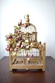 How To Decorate A Birdcage Home Decor Amazing Birdcage Decor Ideas 40 In Home Design Online With