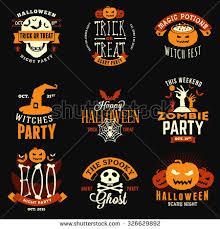 halloween sticker stock images royalty free images u0026 vectors