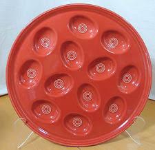 fiestaware egg plate fiestaware egg plate ebay