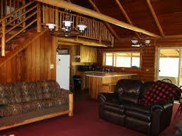 private lake front log cabin u0026 dock vrbo