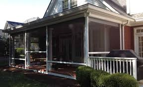 motorized retractable screened porch retracta screen of the