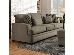 American Casual Living by American Furniture 3650 Casual Sofa With 3 Seats Miskelly