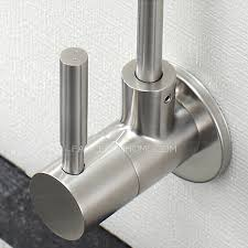 wall mount kitchen faucet wall mount stainless steel kitchen faucet cold water