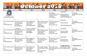 halloween calendars hanover manor assisted living hanover manor events