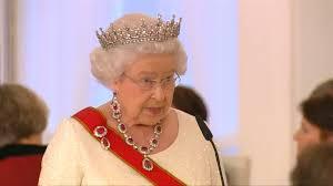 Queen Elizabeth 2 Germany Queen Elizabeth Ii Warns U0027division In Europe Is Dangerous U0027