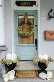 Outdoor Fall Decor Pinterest - outdoor fall decor ideas sweet tea u0026 saving grace