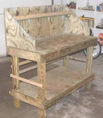 Garden Table Plans Free by 25 Best Potting Bench Plans Ideas On Pinterest Potting Station
