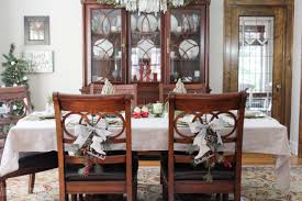 Christmas Home Decoration Pic 5 Tips For Decorating The Dining Room For Christmas