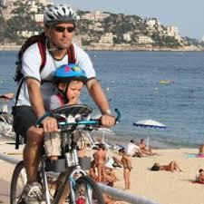 siege enfant vtt le siège vélo enfant weeride c est le confort assuré pour un bébé à