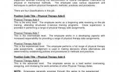 physical therapy aide resume trainer resume pdf nursing student