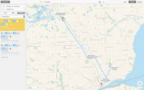 Map Of New Orleans Metro Area apple maps brings transit directions to detroit and windsor
