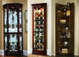 Pulaski Wine Cabinet Corner Curios