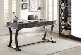 Espresso Office Desk Madge Espresso Finish Office Desk