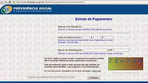 www previdencia gov br extrato de pagamento extrato de pagamento inss dataprev 2017 calendário pis 2018