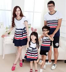 best family clothes photos 2017 blue maize
