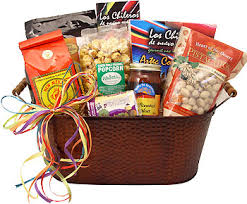 mexican gift basket santa fe gift baskets southwest gift baskets mew mexico gift