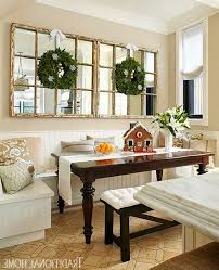Kitchen Nook Decorating Ideas by 10 Kitchen Christmas Decoration Ideas Lovely Spaces