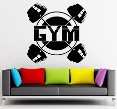 popular home gym decor buy cheap home gym decor lots from china
