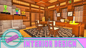 Minecraft Interior Design Modded Minecraft Interior Furniture Designs For An Office