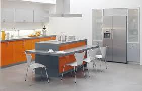 hauteur d un ilot de cuisine hauteur un ilot central inspirations avec enchanteur d de cuisine