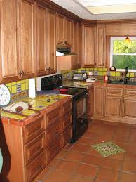 Mexican Tile Kitchen Ideas Saltillo Mexican Tile Pros And Cons