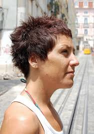 side and front view short pixie haircuts summer hairstyle ideas ultra chic shaggy the rebel pixie