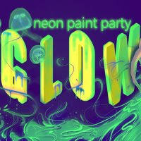 glow paint party glow neon paint party es paradis info dj listings and tickets