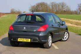 peugeot car leasing peugeot 308 hatchback review 2007 2013 parkers
