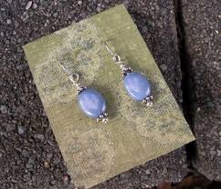 earrings and things the something blue