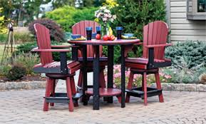 outdoor pub table sets outdoor furniture backyard unlimited northern ca