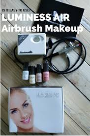 Best Kind Of Foundation Luminess Air Airbrush Makeup System Is It Easy To Use Mom Fabulous