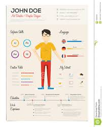 infographic resume template resume cv infographic therpgmovie