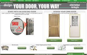 Rough Opening For 30 Inch Interior Door Mastercraft Doors