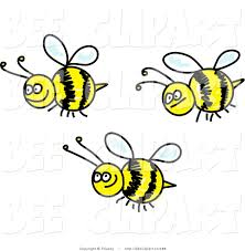 bee clipart office clipart