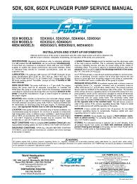 manual de servicio 66dx35g1i pump valve