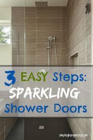 Clean Soap Scum Off Shower Door 15 popular ways to use the magic eraser u2022 simpleigh organized