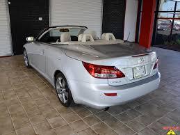 lexus hardtop convertible 2010 for sale 2010 lexus is 250c convertible ft myers fl for sale in fort myers