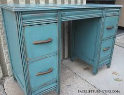 antique blue desk pictures to pin on pinterest clanek