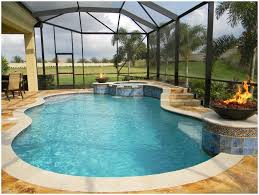 backyard pool and spa integrity builders pictures on fascinating