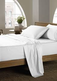 sheridan 400 thread count sheeting in white house of fraser
