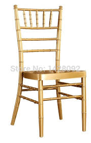 chiavari chairs wholesale aliexpress buy wholesale quality strong gold aluminum