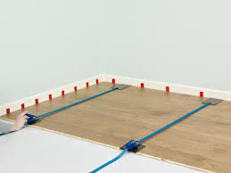 Installing Engineered Hardwood On Concrete How To Lay A Tongue And Groove Wood Floor How Tos Diy