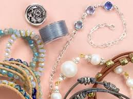 making silver necklace images Jewelry making kits artbeads jpg
