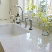 are white quartz countertops in style how to choose the right white quartz for kitchen countertops